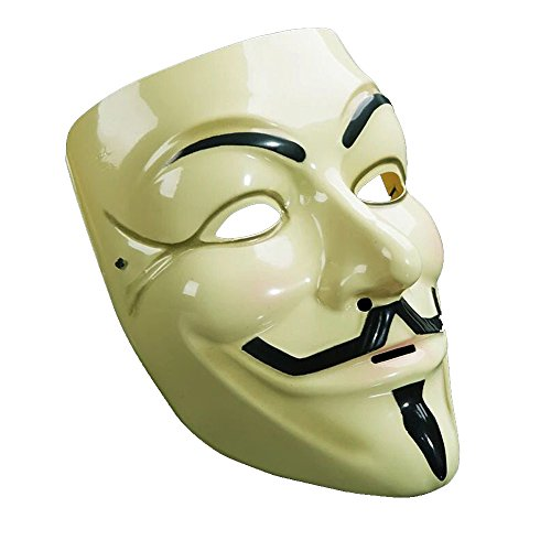 Halloween Mask, Ghost Mask Role Playing Mask Masquerade Party Halloween, KTV, Bar Mask Decoration -