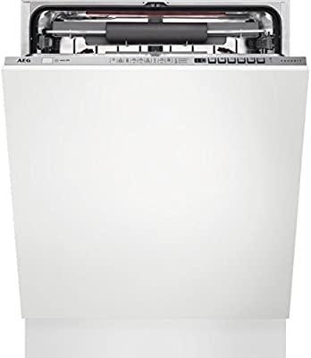 AEG - Lavavajillas integrada integrado FSE 63716 P con salpicadero ...