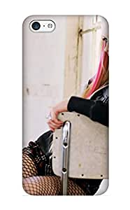 Emersonfong Fashion Design Hard Case Cover/ Advzpz-1864-qshaeja Protector For Iphone 5c