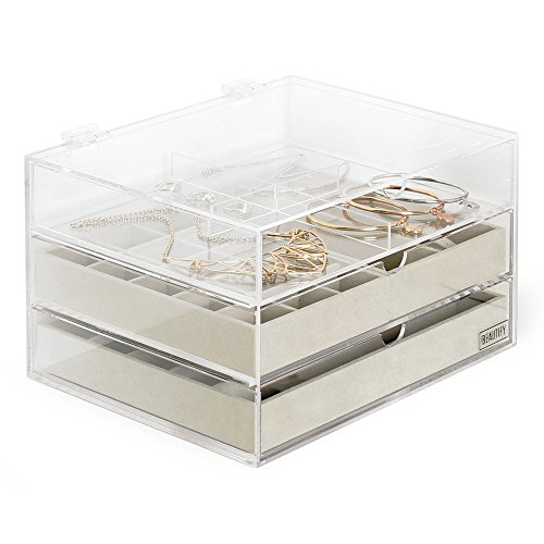 Beautify Acrylic Jewelry Organizer Stackable product image