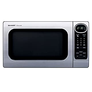 Sharp R-305KS 1-Cubic-Foot 1100-Watt Microwave Oven, Stainless (B000A7B4CQ) | Amazon price tracker / tracking, Amazon price history charts, Amazon price watches, Amazon price drop alerts