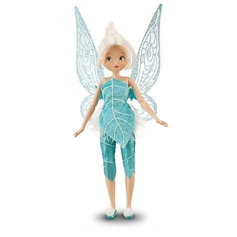 Rosetta Disney Fairy Costumes (Disney Fairies ''Secret of the Wings'' Periwinkle Doll -- 10