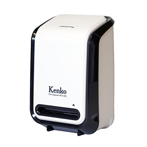 Accessory film scanner 5,170,000 pixels for Kenko camera Windows8.1 corresponding KFS-500WHBK by Kenko