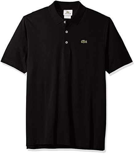 lacoste-mens-short-sleeve-super-light-jersey-polo-shirt-black-size-5