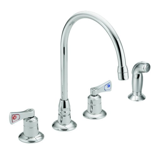 kitchen faucet widespread - 5