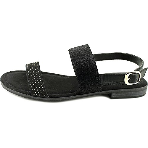 Teensandalen Van Sandalen Voor Dames Van Suèdynamische Sandalen Zwart