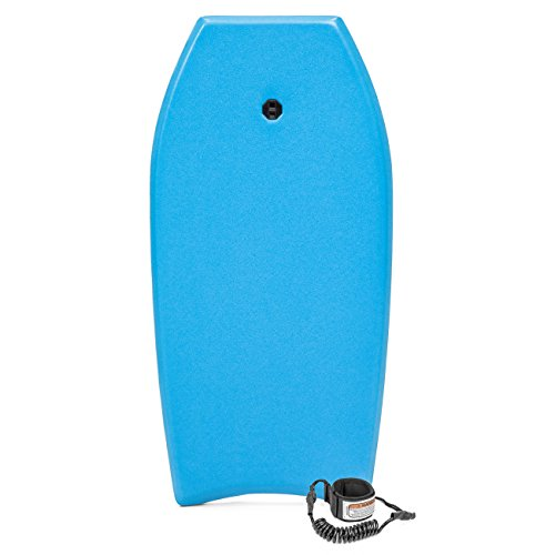 Best Choice Products 41in Bodyboard - Blue