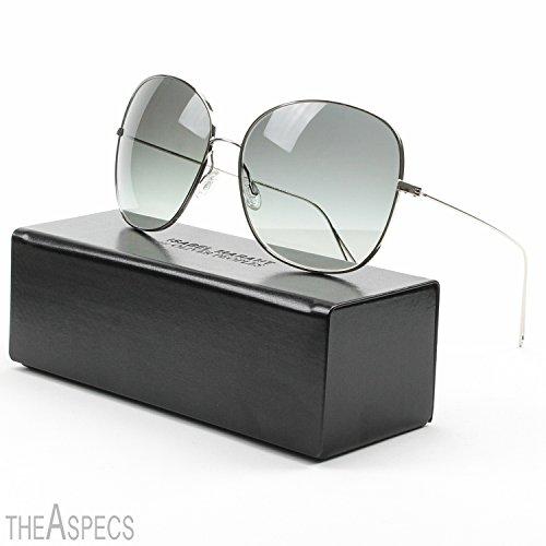 Oliver Peoples 1151 503611 Isabel Marant Silver Daria Round Sunglasses Lens - Sunglasses Daria