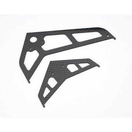 3d Fins Set Carbon (Blade Stab/Fin Set Carbon Fiber: B450)
