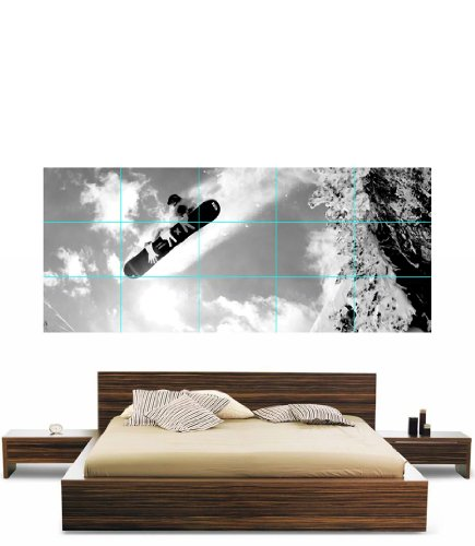 snowboarding winter sports big air giant poster print xxxl. Black Bedroom Furniture Sets. Home Design Ideas