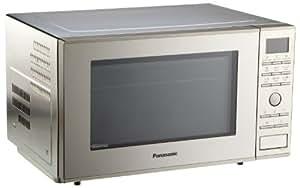Panasonic NN-CF771S - Microondas (1000W, 27 litros), color gris