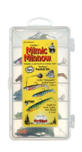 Northland Tackle Mimic Minnow Panfish Kit ()