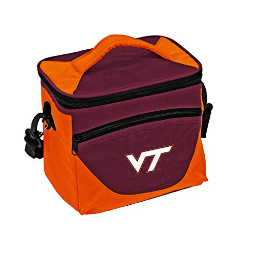 (NCAA Virginia Tech Hokies Adult Halftime Cooler, Maroon)