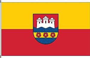 Bandera de la bandera de Mar Burg *–100x 150cm