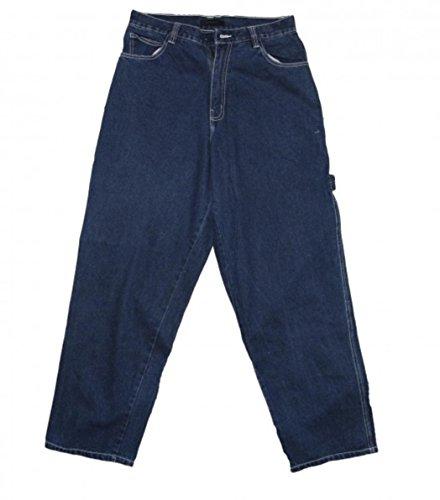 Cakt Skateboard Jeans Hose Blue Hip Hop Pant