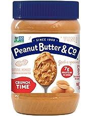Peanut Butter & Co Peanut Butter, Crunch Time, 453.5g