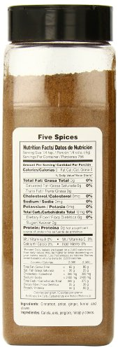 Badia Five Spice, 16 Ounce (Pack of 6) by Badia (Image #3)