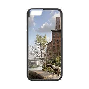 Bloomingbluerose Abandoned IPhone 6 Cases Abandoned, Kawaii Abandoned, {Black}
