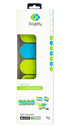 Sagely-Smart-Weekly-Pill-Organizer-Sleek-AMPM-Pill-Box-with-7-Day-Travel-Containers-and-Reminder-App-Large-Enough-to-Fit-Fish-Oils-and-Vitamin-D