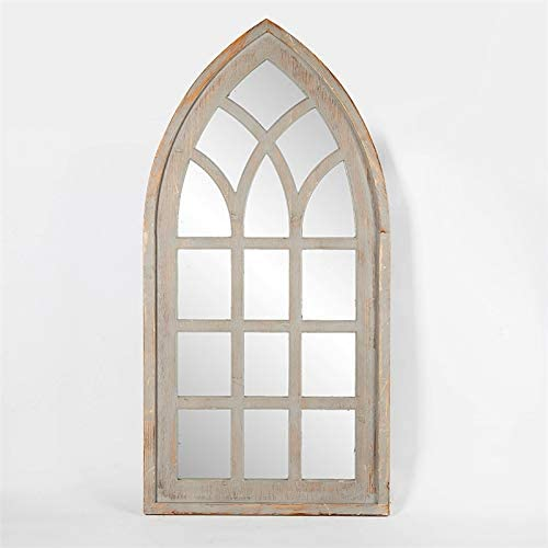 Pemberly Row Cathedral Window Wall Mirror