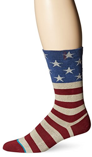 Stance Mens Fourth Crew Sock