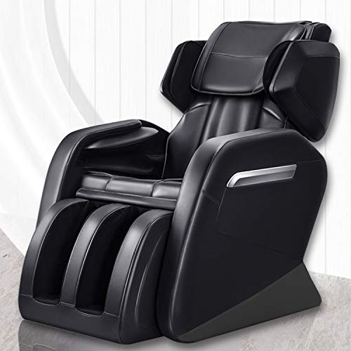 Keymao Massage Chair Full Body, Superior Massage Chair Recliner New Tap, Roll & Knead Program Shiatsu Massage Chair with Heat and Foot Rollers Heat Therapy Massage Chairs