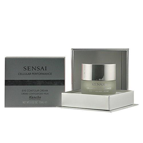 Sensai Cellular Performance Eye Contour Cream by - Eye Performance Cream Contour Cellular