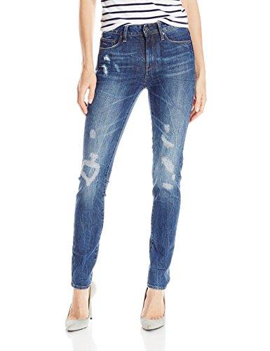 G-Star Raw Women's 3301 Ultra High Rise Skinny Fit Jean i...