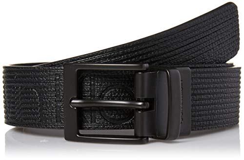 Calvin Klein Boys' Big Reversible Belt, black, M Calvin Klein Embossed Belt