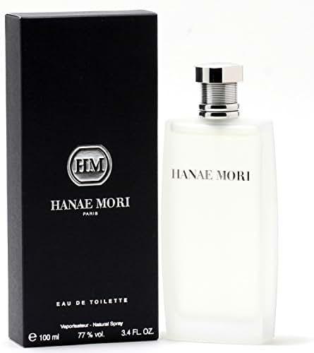 Hanae Mori by Hanae Mori for Men - 3.4 oz EDT Spray