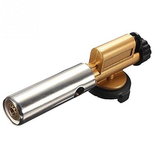 Linterna táctica de gas de encendido y soldador de gas para ...