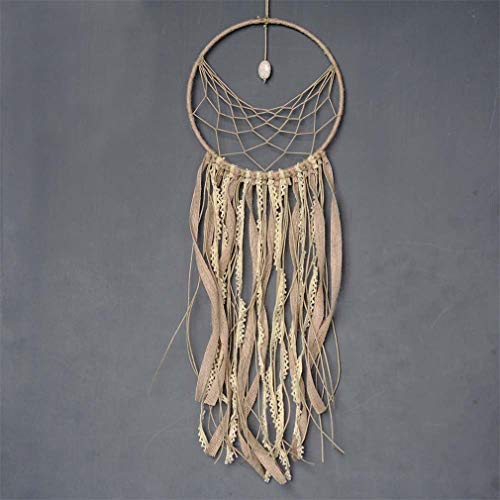 Gift India Lace & Stone Dreamcatcher Wind Chimes Indian Style Feather Pendant Dream Catcher Regalo Amor6001 - Regal 1 Light Pendant