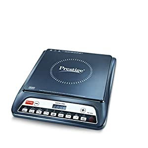 Prestige PIC 20 1600 Watt Induction Cooktop with Push button (Black)