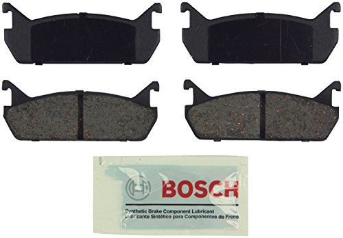 (Bosch BE458 Blue Disc Brake Pad Set)