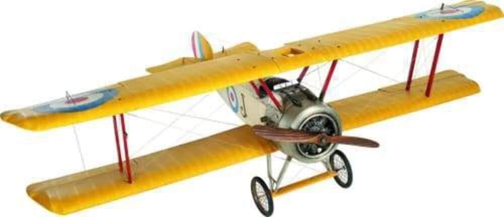 Authentic Models Sopwith Camel Biplane Airplane Model, Medium 19.7 x 29.5 inches