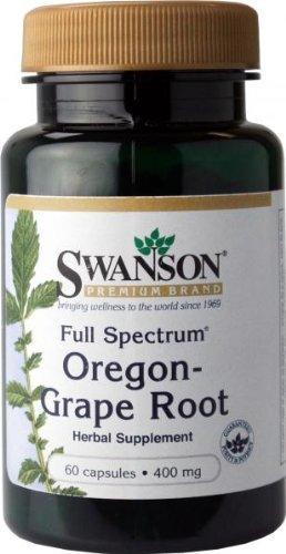 Full Spectrum Oregon Grape Root Caps