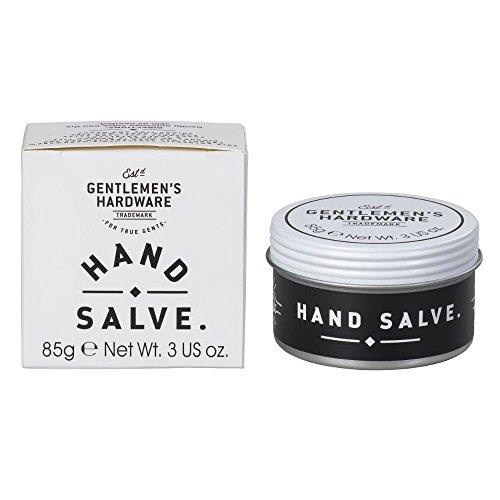 Gentlemen's Hardware Apothecary Hand Salve - Creme Tin Box