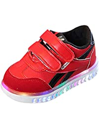 Kehen Autumn Winter Toddler Sport Running Baby Shoes Boys Girls Led Luminous Shoes Sneakers