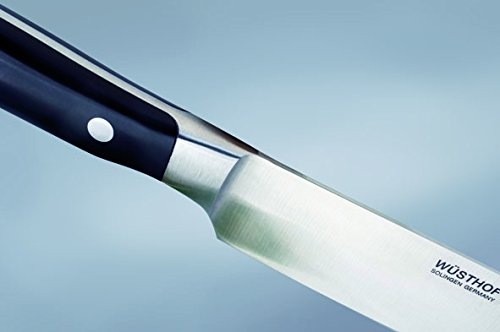 Wusthof Classic Ikon 9-Inch Cook's Knife, Black by Wüsthof (Image #5)