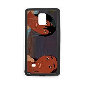 Samsung Galaxy Note 4 Cell Phone Case Black Brother Bear 2 Character Atka W2290406