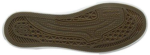 Dockers by Gerli 36UR201-710500 - zapatilla deportiva de lona mujer Verde (Mint 880)