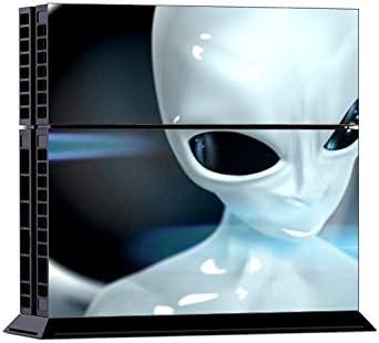 Gaminger Playstation 4 - Kit de Skins (Fundas Adhesivas) para Consola + 2 mandos de Control – Alien: Amazon.es: Electrónica