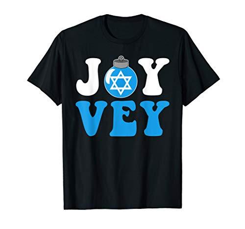 Ornament Bush (Joy Vey Hanukkah Bush Ornament Tee)