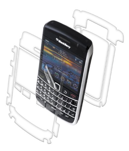 InvisibleShield for BlackBerry Bold 9700 - Full Body - 1 Pack - Screen Protector - Retail Packaging - Clear