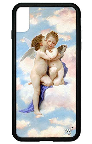 Wildflower Limited Edition iPhone Case for iPhone Xs Max - Cover Angel