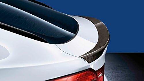 Heckspoiler für Kofferraum der für BMW X6 E71 Hinterteil Performance Stil spoile