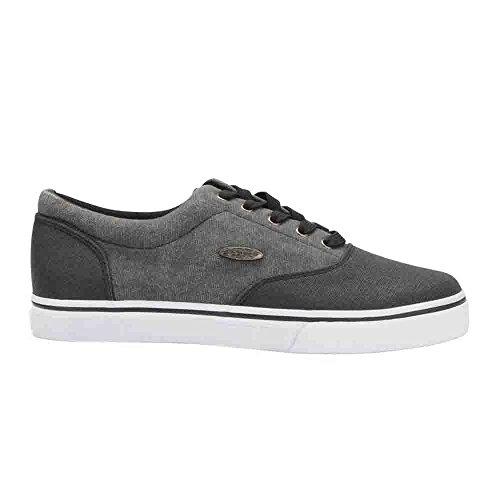 White Sneaker 5 Black Vet 10 M Men's Lugz MM wHqIaq1
