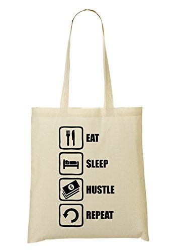 Fourre Dope Repeat Sleep à Sac Money Eat tout provisions Hustle Sac Graphic wFTqHxF04