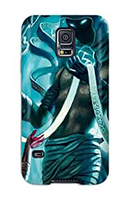 New Design Shatterproof Case For Galaxy S5 (magic The Gathering)