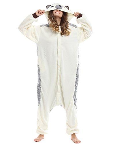 Anime Disney Characters (Kigurumi Pajamas- Unisex Costume Animal & Disney Character Pyjamas (XL 175cm ~ 185cm (5'74